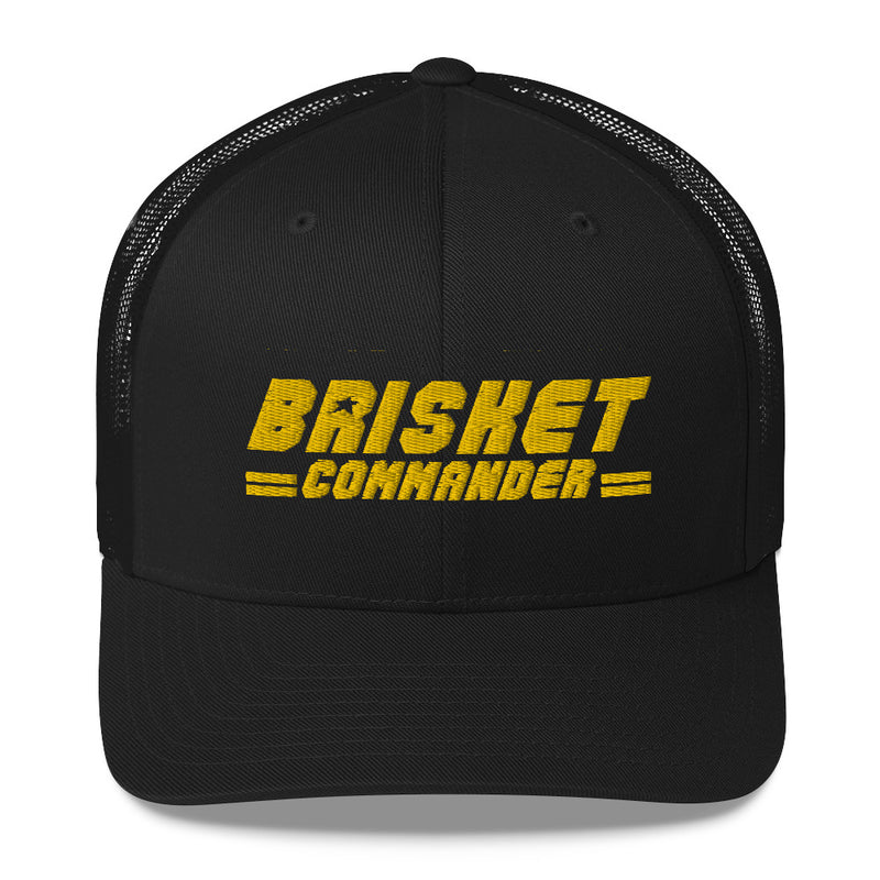 BRISKET COMMANDER Hat - Kettle Freaks
