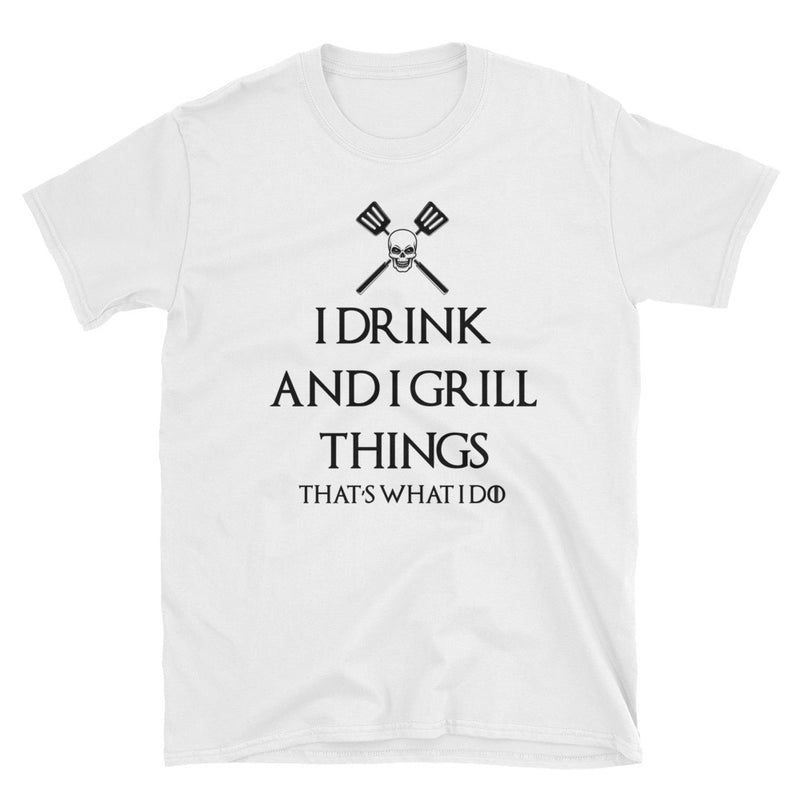 I Drink & I Grill Things - Kettle Freaks