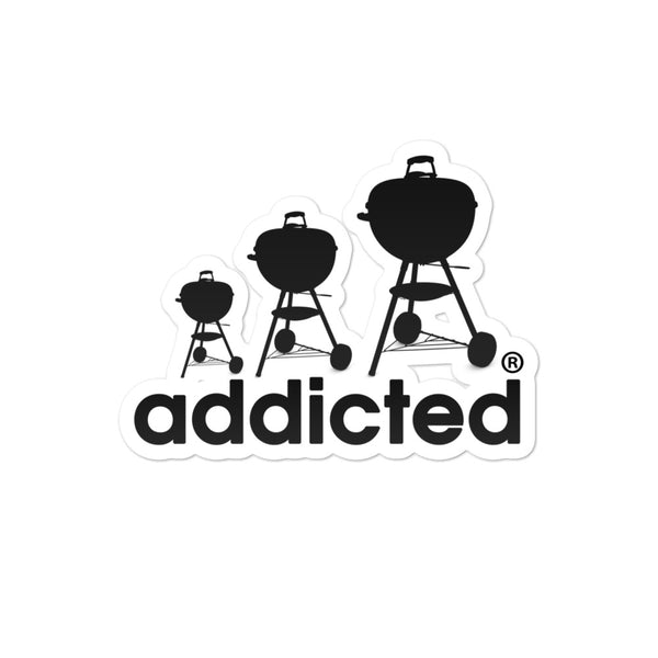 ADDICTED Stickers - Kettle Freaks