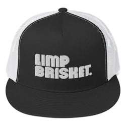 Limp Brisket Trucker Cap - Kettle Freaks