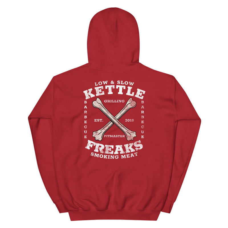 12 GAUGE BARBECUE™ Unisex Hoodie - Kettle Freaks