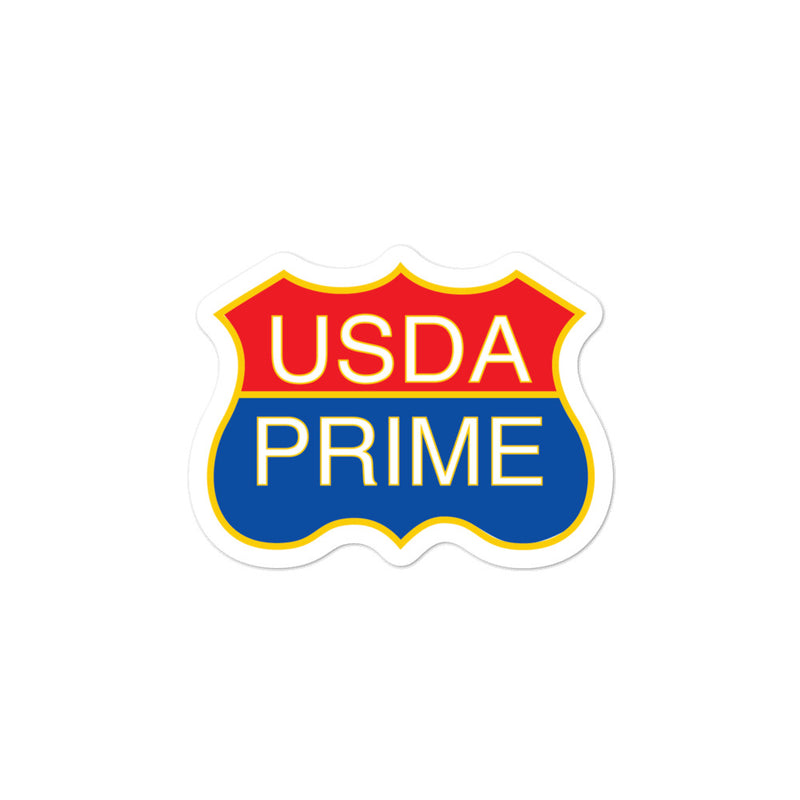 USDA PRIME Stickers - Kettle Freaks