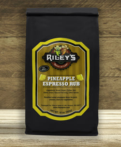 Pineapple Espresso Rub - Kettle Freaks
