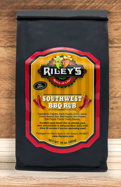 Southwest BBQ Rub - Kettle Freaks