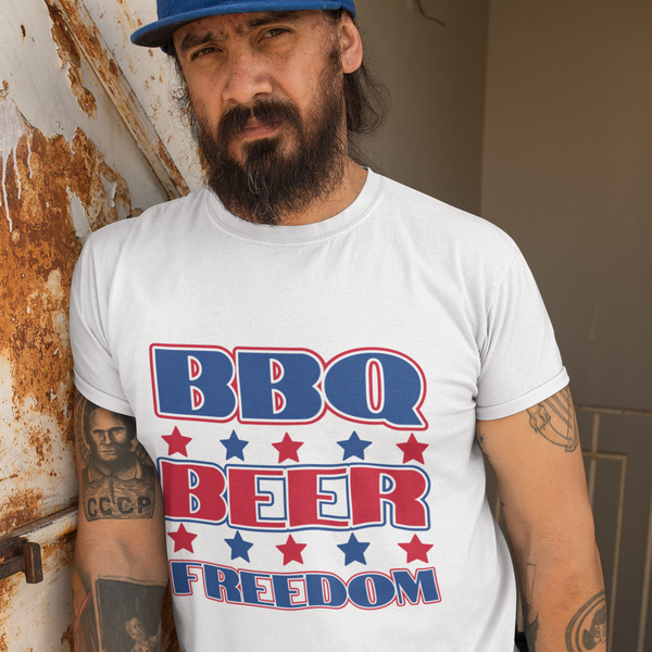 BBQ, BEER, FREEDOM!
