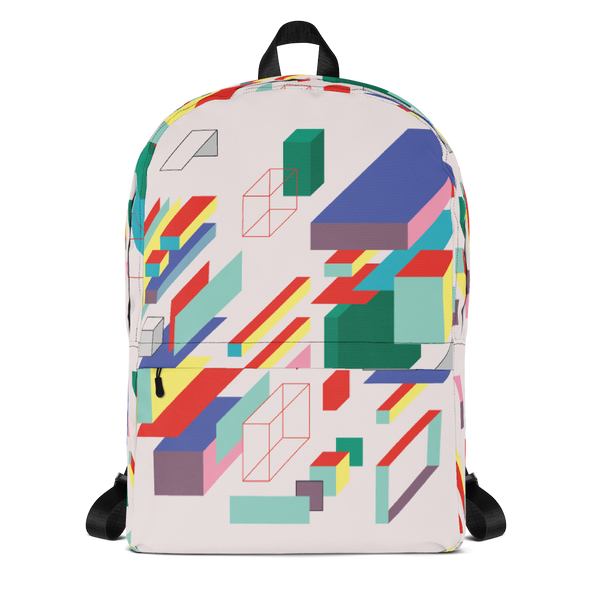ASD Series - no. 1 Backpack