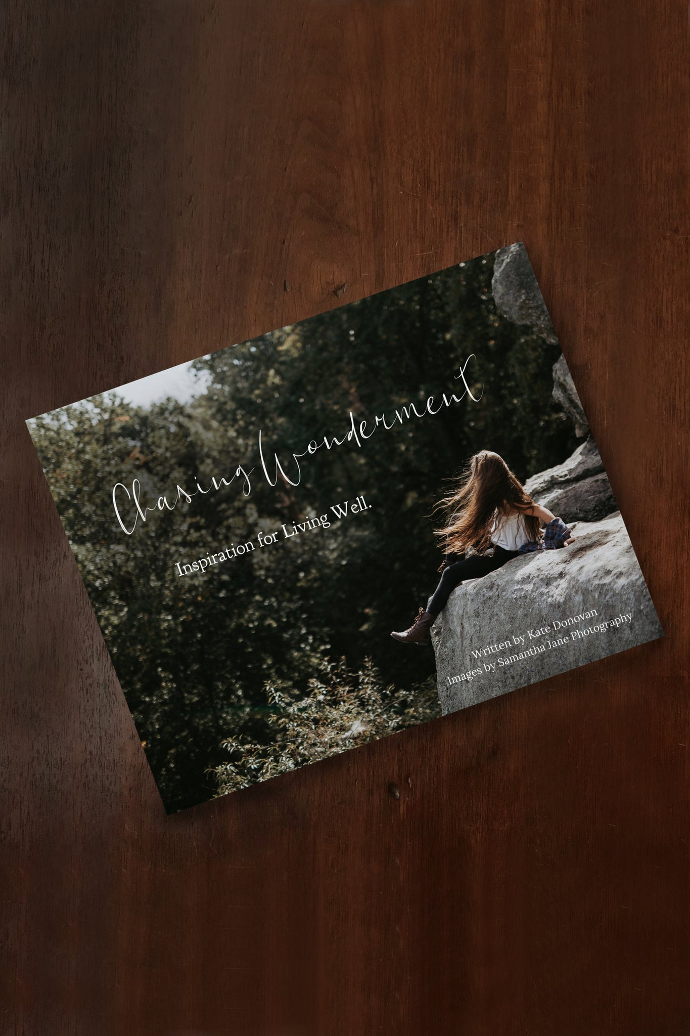 Chasing Wonderment - Inspirational Photo Book