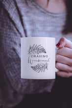 Load image into Gallery viewer, Fern Chasing Wonderment Mug