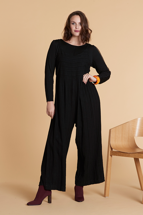 Borderline Jumpsuit