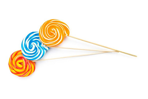 2019 spring weddings include lollipops