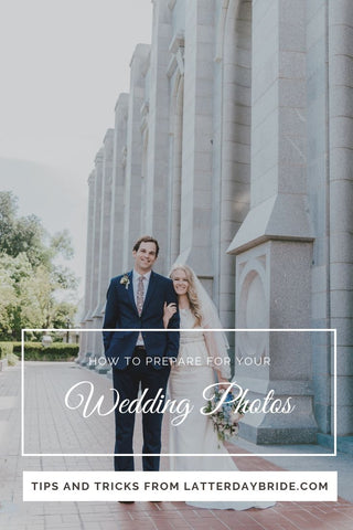 LDS Wedding Tips