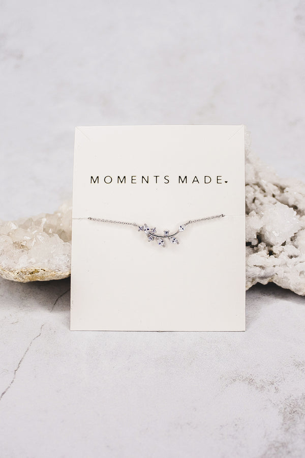 The bracelet is our best-selling bracelet. It's super dainty, sparkly, and is the perfect complement to any outfit.  From a bridal store in SLC, utah