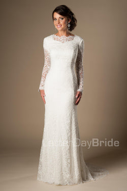 Long Sleeved Wedding Dresses.Tyrion