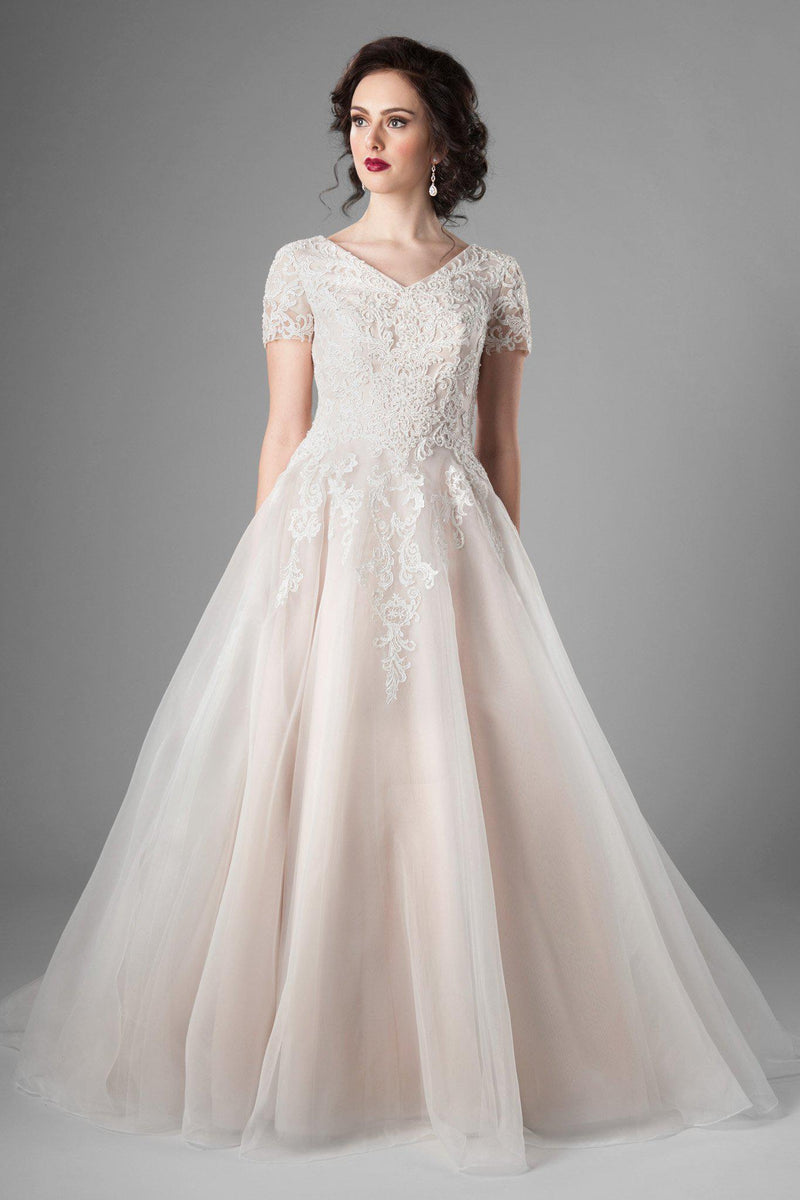 a5e9a975fb8 Modest Wedding Dresses Utah County - Gomes Weine AG