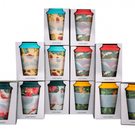 Reusable Cups by Bamboosters