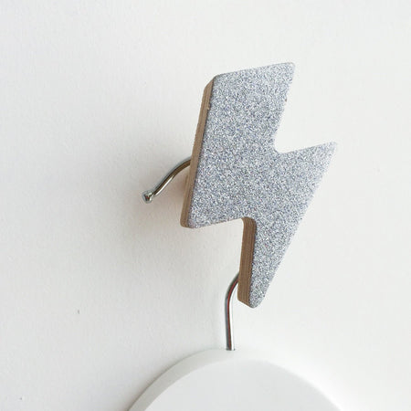 Lightning Bolt Wall Hook | Me & Felix Neo