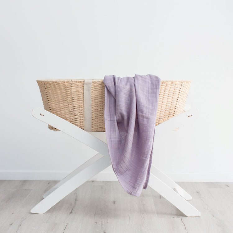Organic Cotton Baby Swaddle | Me & Felix Neo