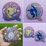 CCS Guardian Beast Patches