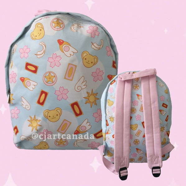 CCS Magical Girl Bag Full Print