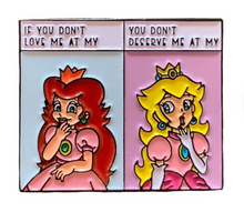 Load image into Gallery viewer, Princess Meme Pin