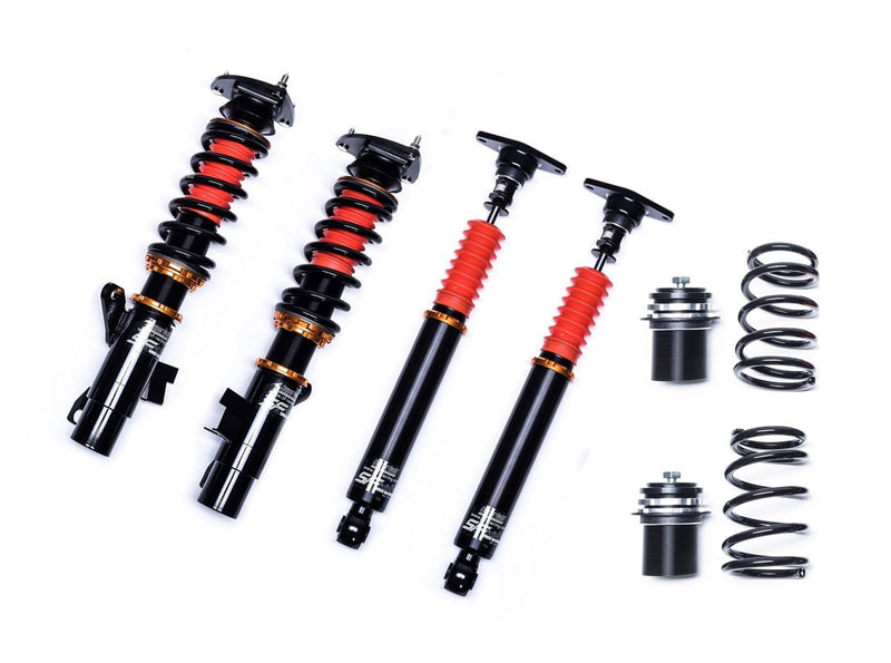 SF Racing Sport Coilovers - 2003-2009 Mercedes-Benz E-Class 2WD Wagon V6 OE Air Spring (S211)