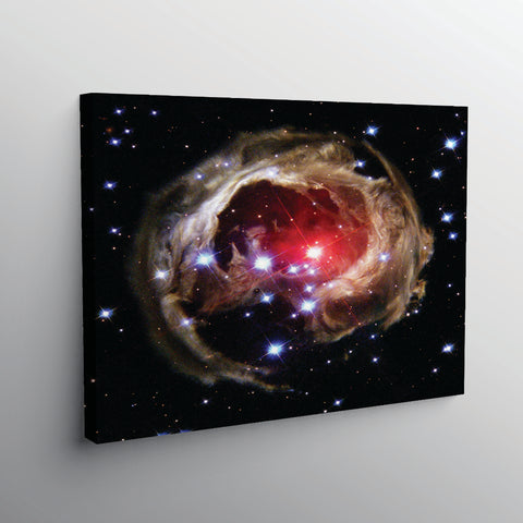 "Monocerotis ""Echoes"" Through Space - www.iprinticut.com"