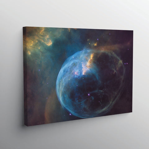 The Bubble Nebula - www.iprinticut.com
