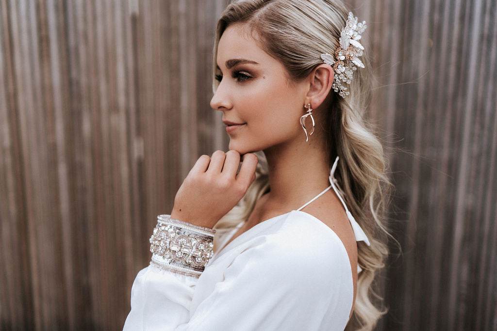 You Bridal Luxe Bridal Hair Pieces