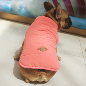 Pet Dog Clothes Winter Coat Jacket