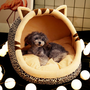 Warm Puppy House For Small Dog