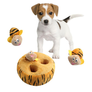 Popular Pet Dog Funny Durability Plush Dog