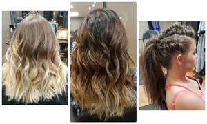 Jour offers a variety of hair services from cuts, color, highlights, ombre', balayage, perms, extensions & keratin keratin treatments