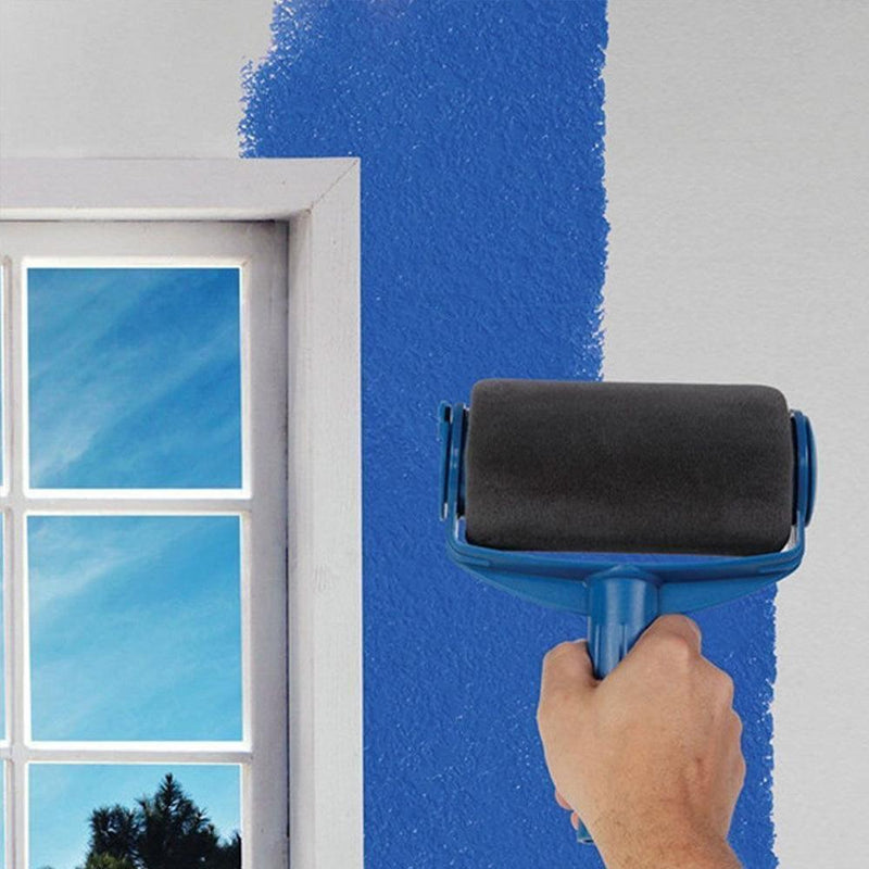 Hirundo Paint Roller Brush Painting Handle Tool - PAPA BEAR HOME