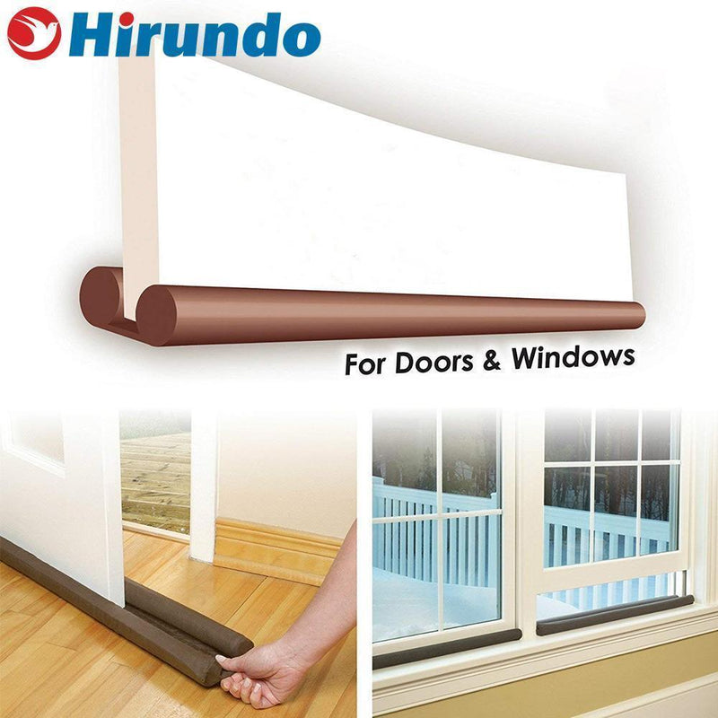 Hirundo Door Draft Stopper - PAPA BEAR HOME