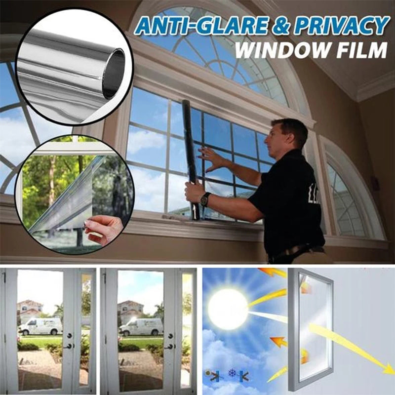 Anti-glare&Anti-peep Heat Control Film