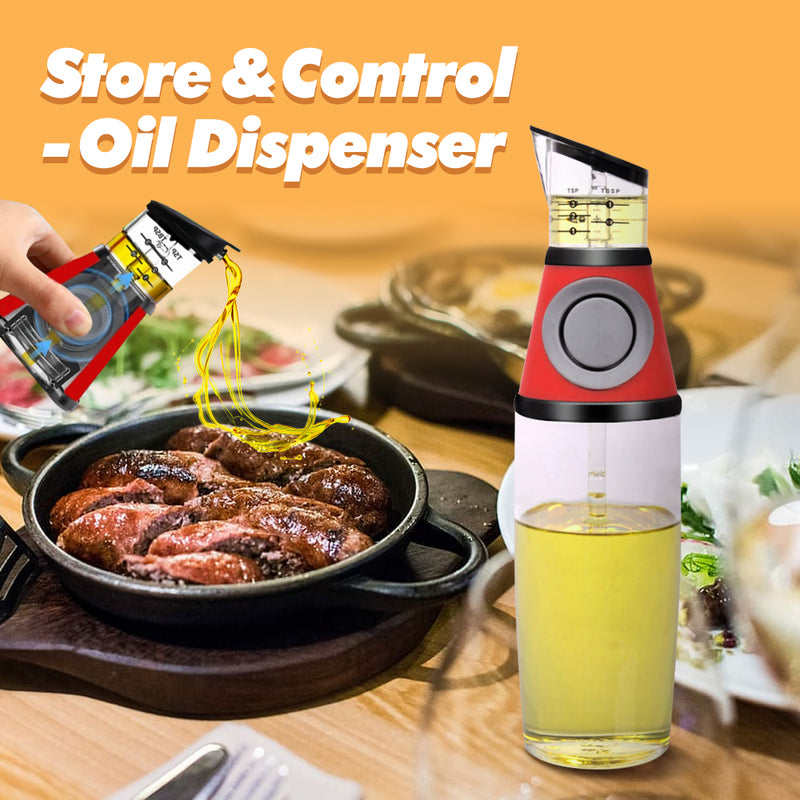 STORE & CONTROL - OIL DISPENSER