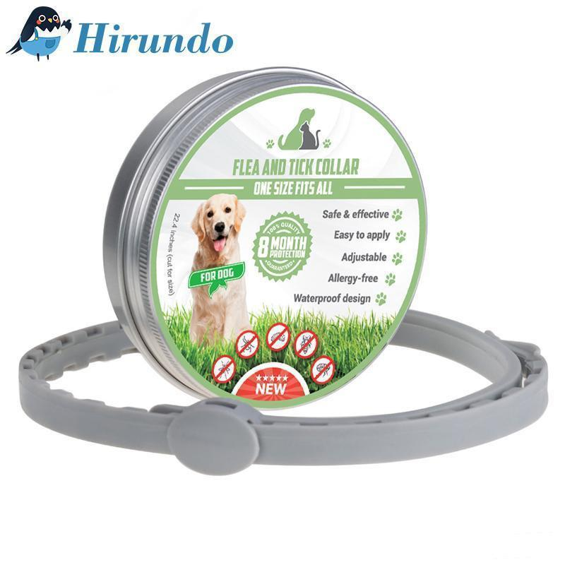 Hirundo Pro Guard Flea & Tick Collar For Dogs - PAPA BEAR HOME
