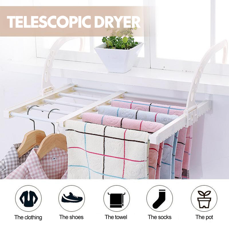 Multifunctional drying rack