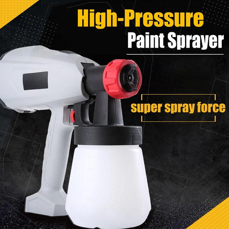 High-pressure Paint Sprayer