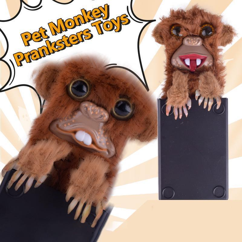 Pet Monkey Pranksters Toys