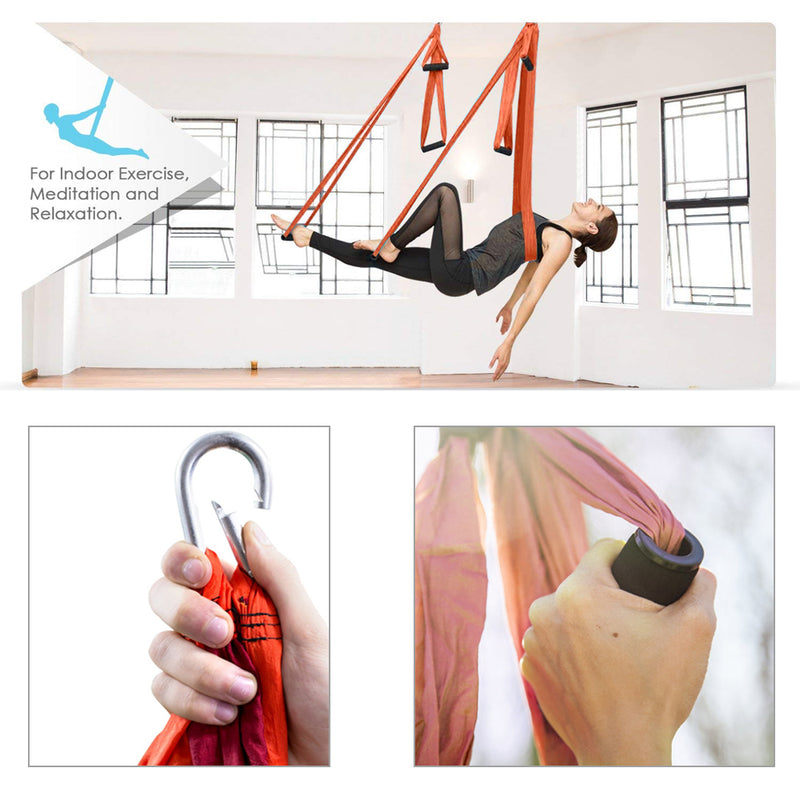 Anti-gravity Ceiling Hanging Yoga Sling