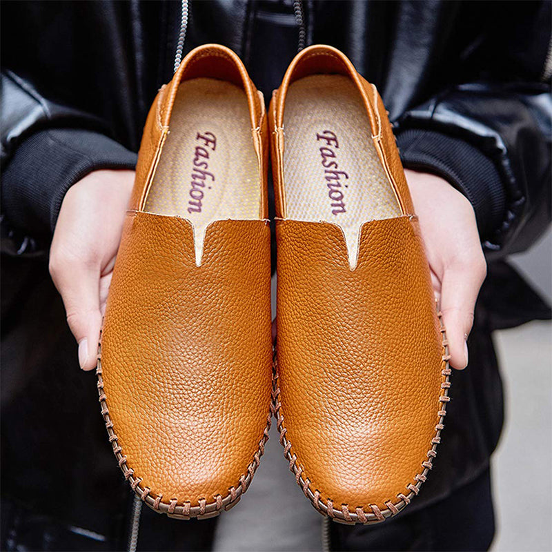 Men's Genuine Leather Loafers