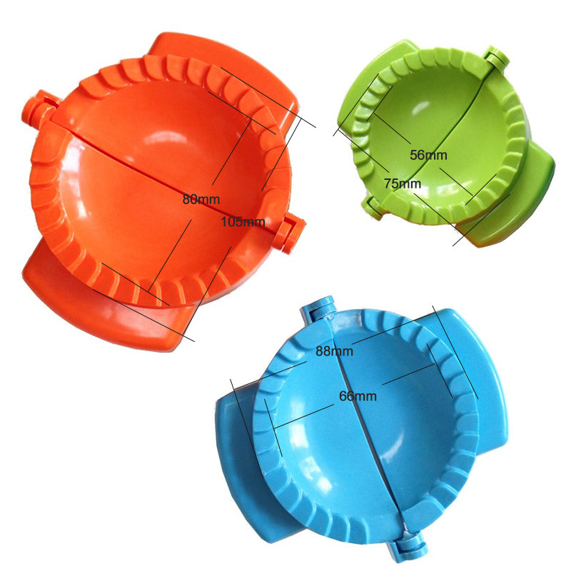 3 Pcs Dough Press Set