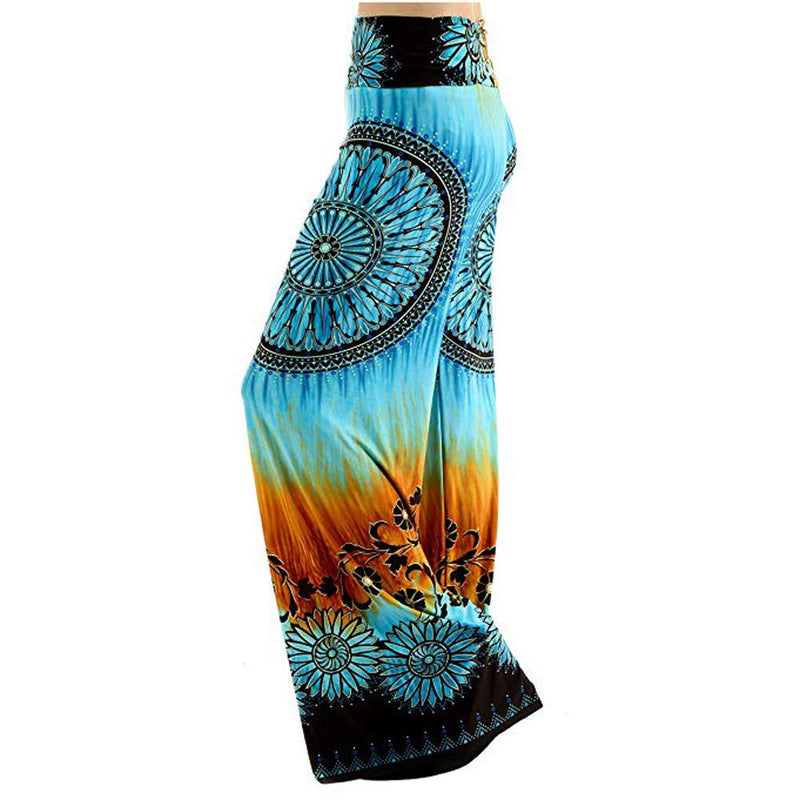 Boho Chic Beach Pants