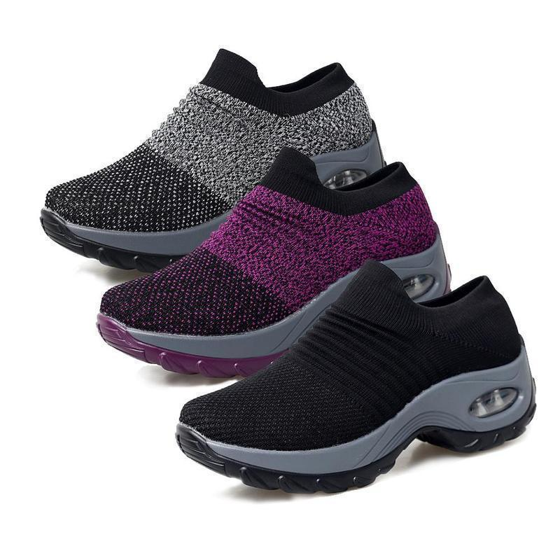 Breathable Air Cushion Outdoor Shoes - PAPA BEAR HOME