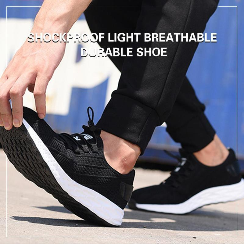 Hirundo Shockproof Light Breathable Durable Shoes - PAPA BEAR HOME