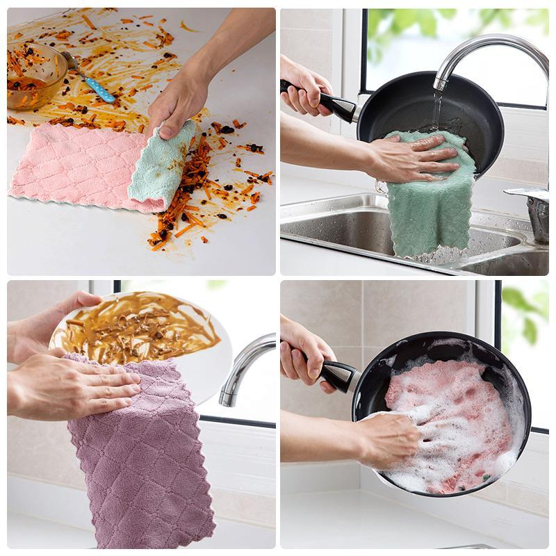 Magic Cleaning Cloth (5 + 1 pieces)