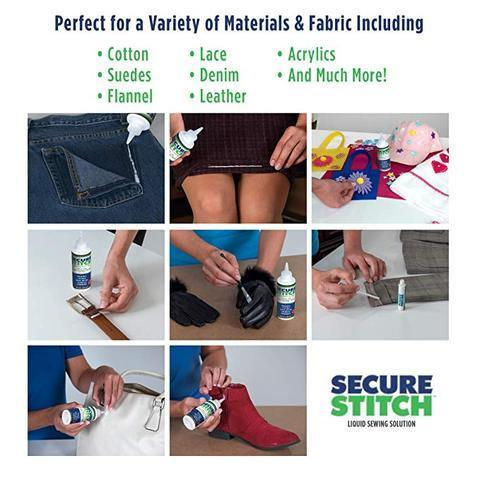 Liquid Sewing Solution Kit!