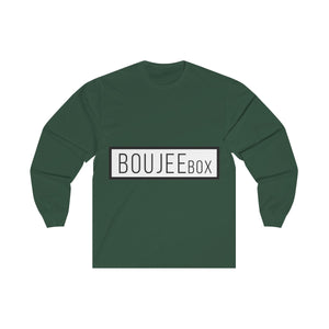 Boujee Box Unisex Long Sleeve Tee