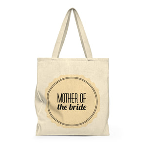 Mother of the Bride Roomy Shoulder Tote Bag